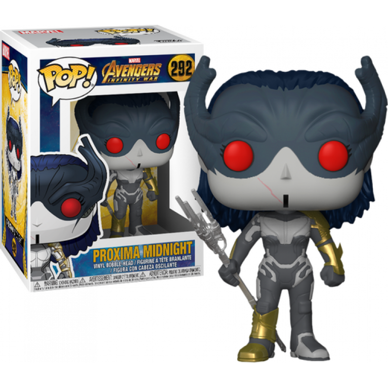 Проксима Миднайт Funko POP (Proxima Midnight)