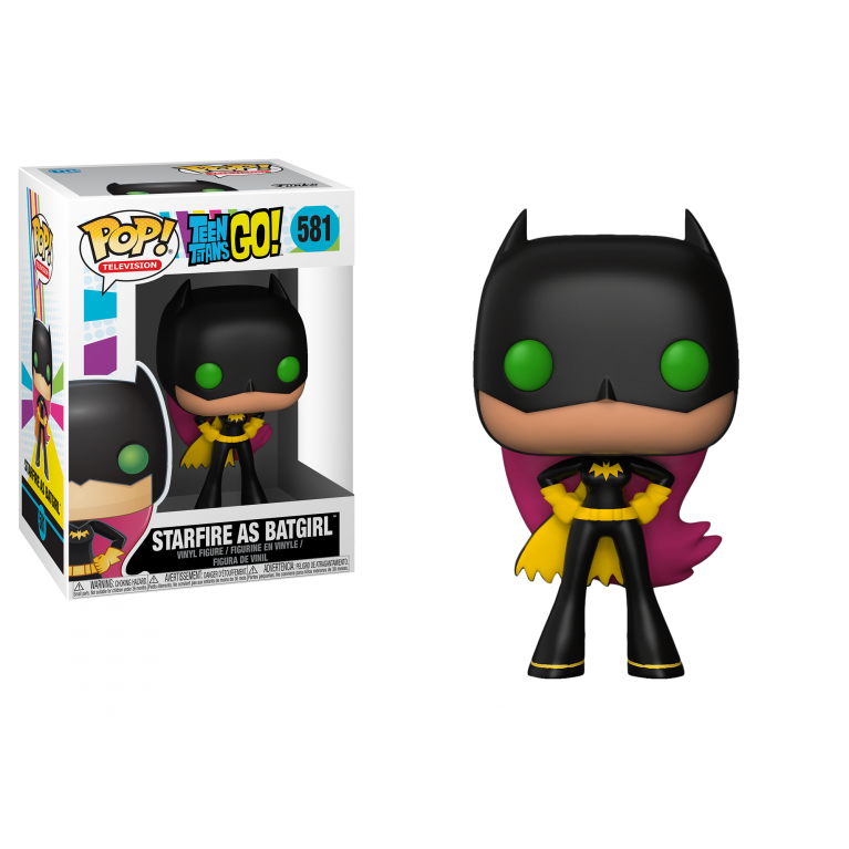 Старфаер как Бэтгерл Funko POP (Starfire as Batgirl)