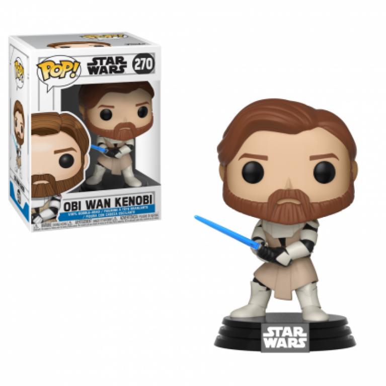 Оби Ван Кеноби Funko POP (Obi Wan Kenobi) - Предзаказ!