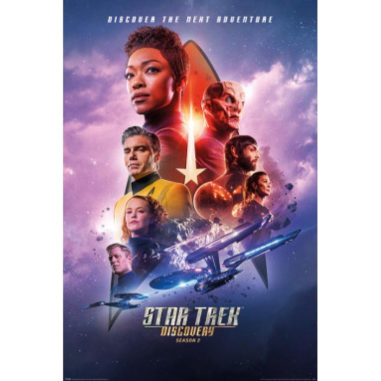 Постер Стар Трек Дискавери Star Trek Discovery (Next Adventure)  253