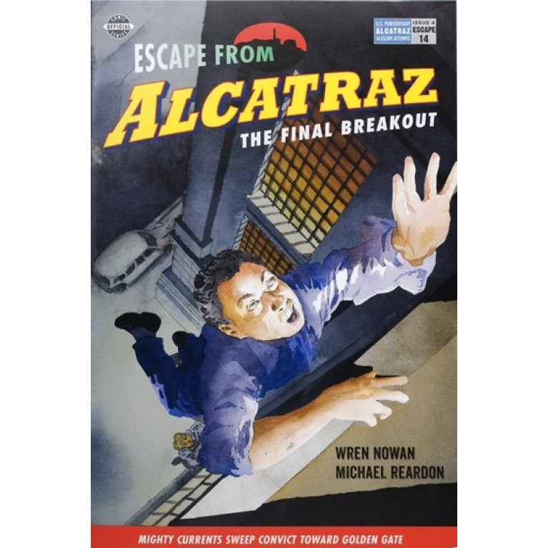Escape from Alcatraz #14