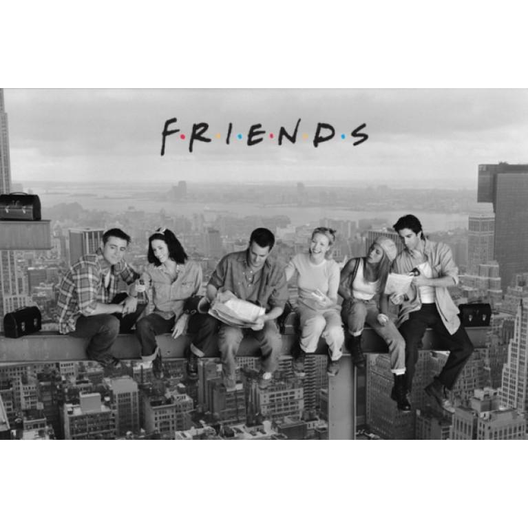 Постер «Friends» 410