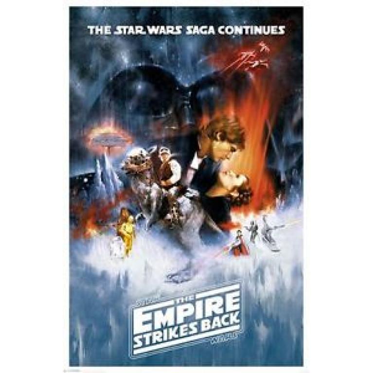 Постер «Звездные войны» 149