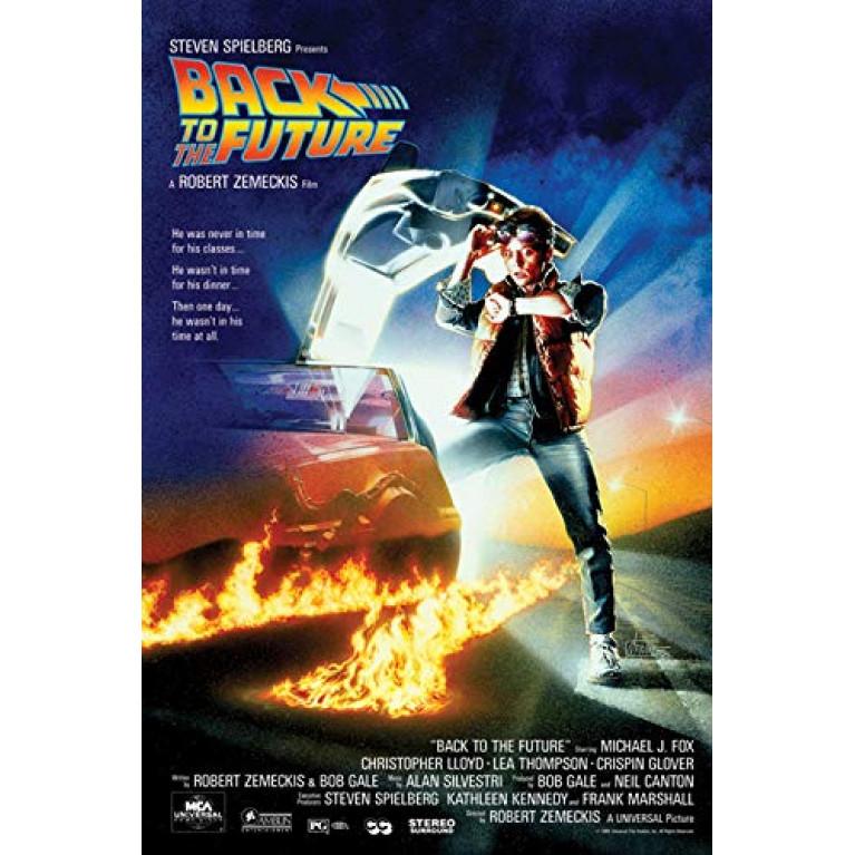 Постер «Назад в будущее» 134