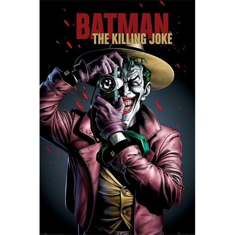 Постер «Убийственная шутка» 64