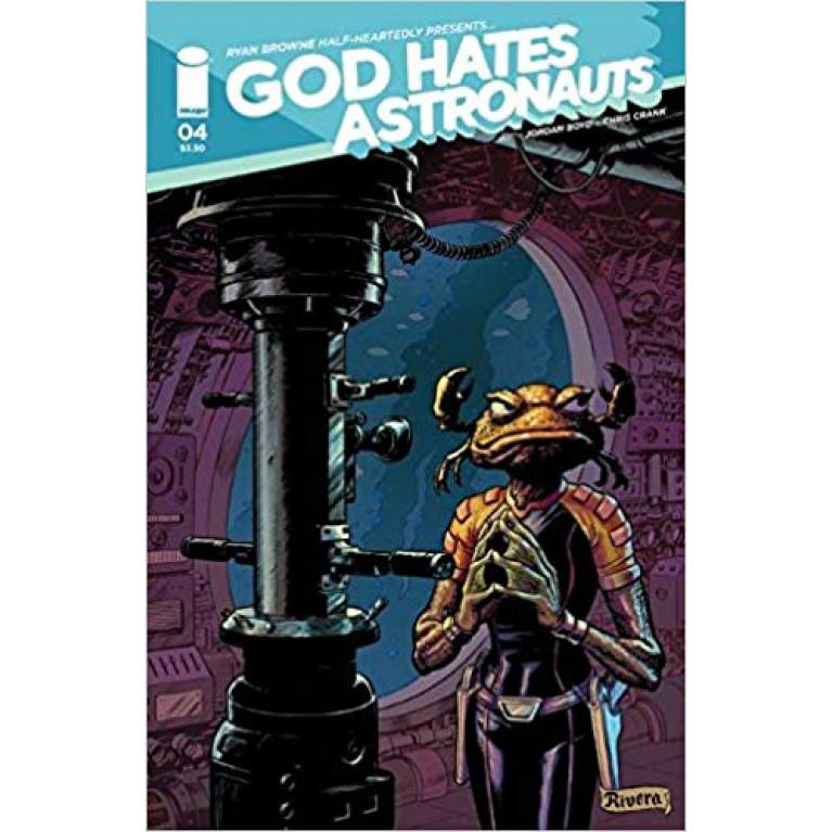 God Hates Astronauts #4