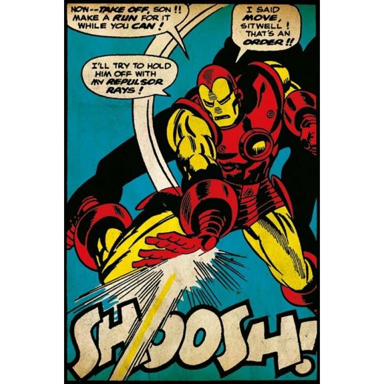 Постер «Железный Человек» 55