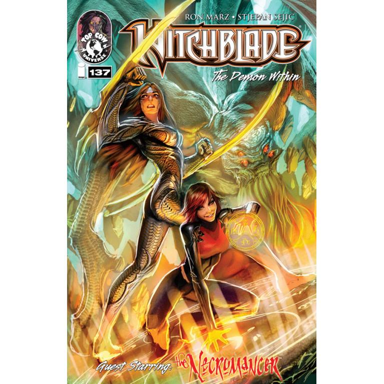 Witchblade #137