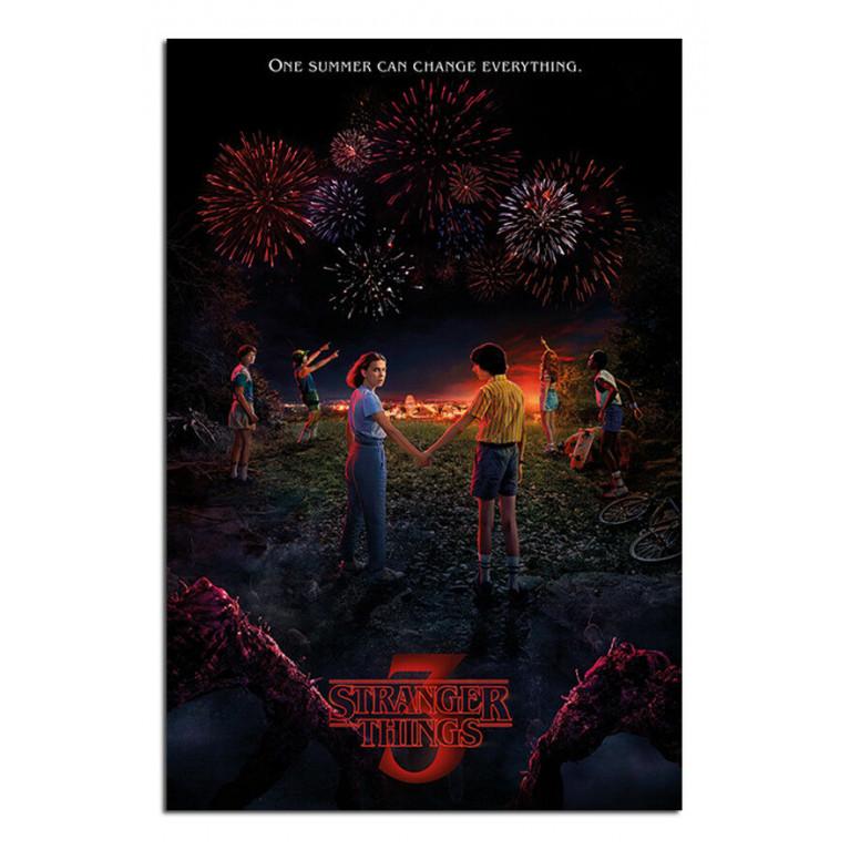 Постер «Очень Странные дела» 235