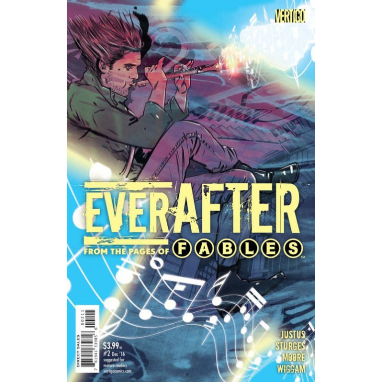 Everafter from the pages of Fables #2