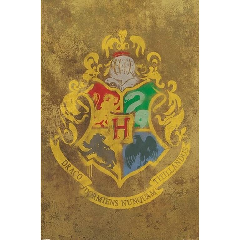 Постер «Герб Хогвартса» 402