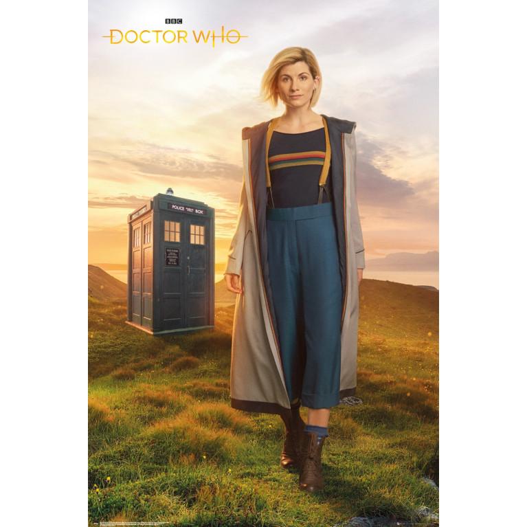 Постер «Доктор Кто» 184