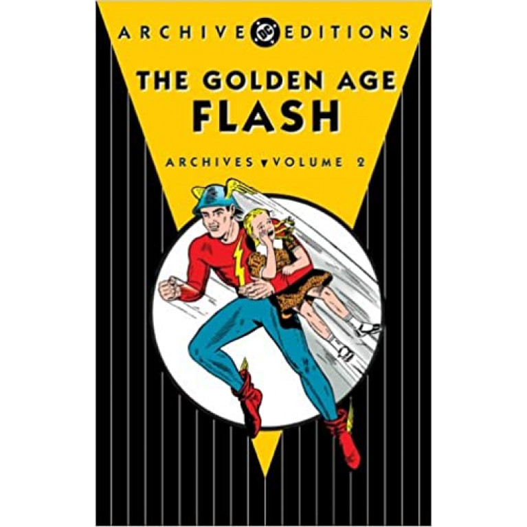 The Golden Age Flash HC Vol.2