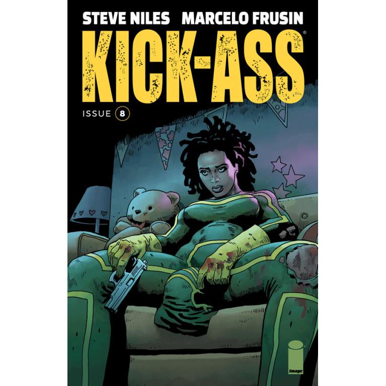Kick-Ass #8