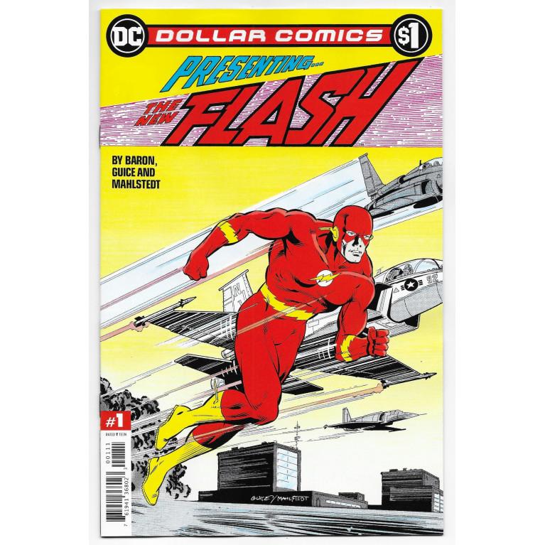 Flash #1 Dollar Comics