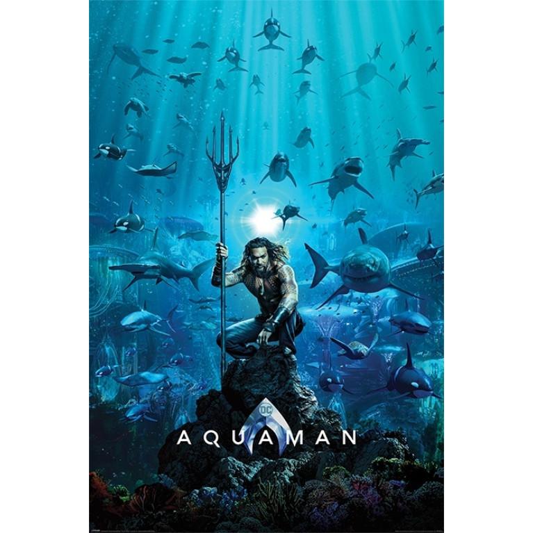 Постер «Аквамен» 213