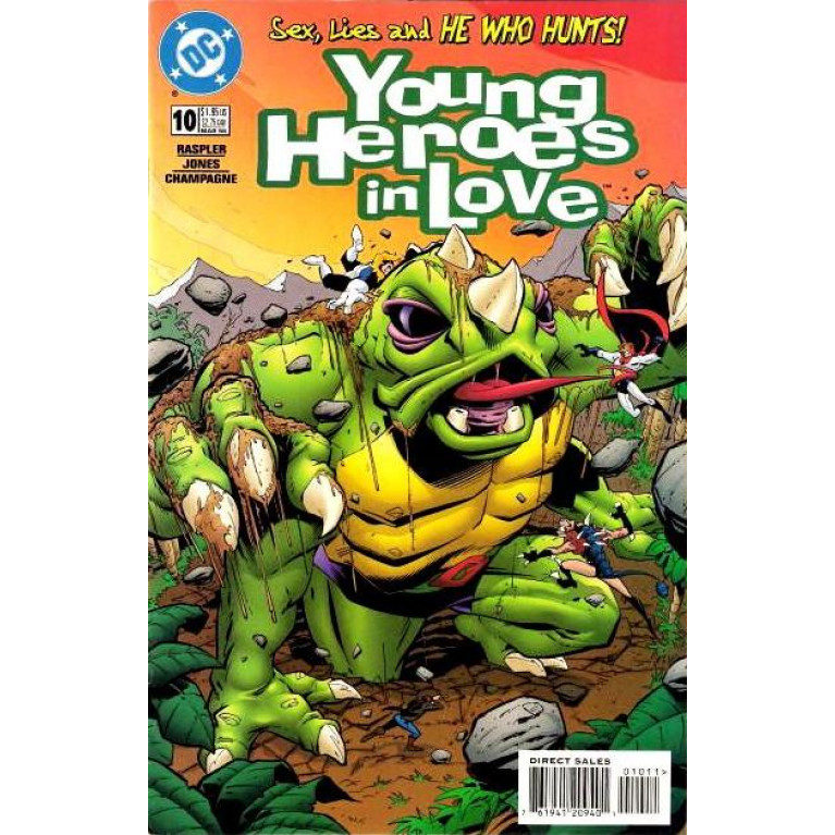 Young Heroes in Love #10