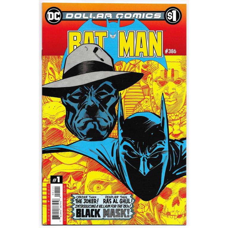 Batman #386 Dollar Comics