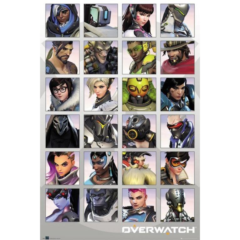 Постер «Overwatch» 182