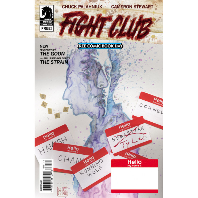 Fight Club FCBD