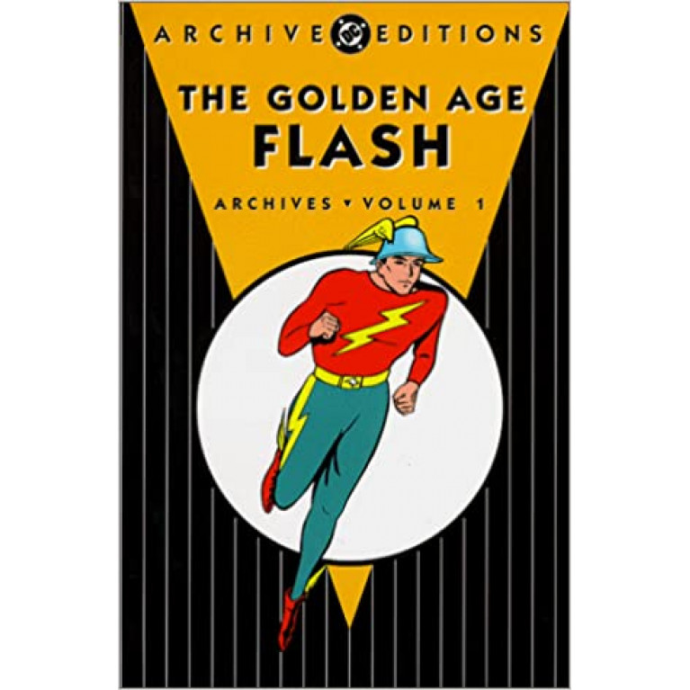 The Golden Age Flash HC Vol.1