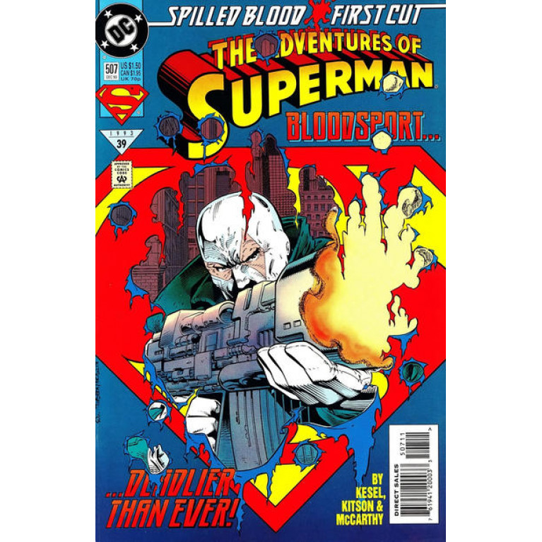 The Adventures of Superman #507
