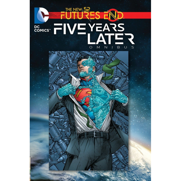 New 52 Futures Ends Five Years Later Omnibus