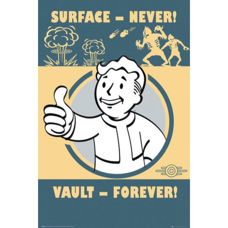 Постер «Fallout» 5