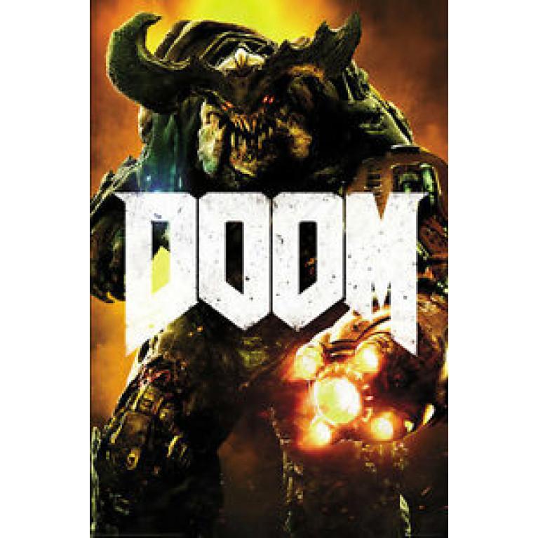 Постер «Doom» 9