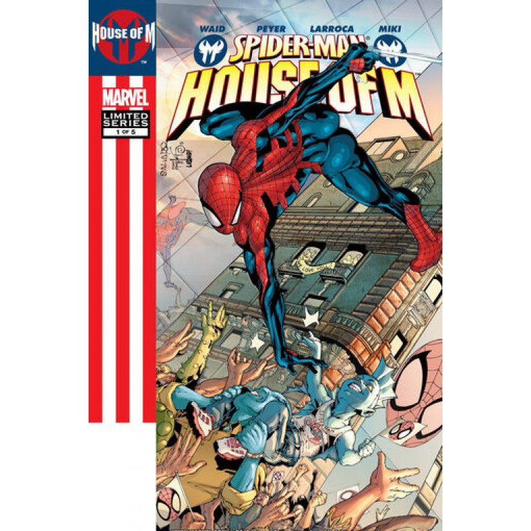 Spider-Man House of M #1