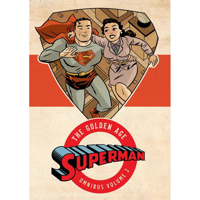 Superman Golden Age Omnibus Vol.2
