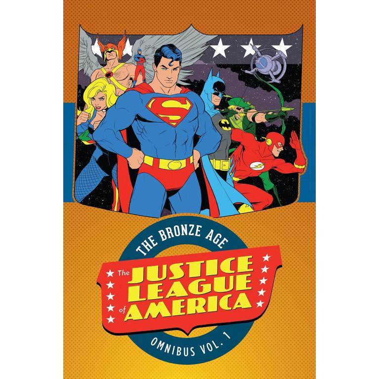 Justice League of America Bronze Age Omnibus Vol.1