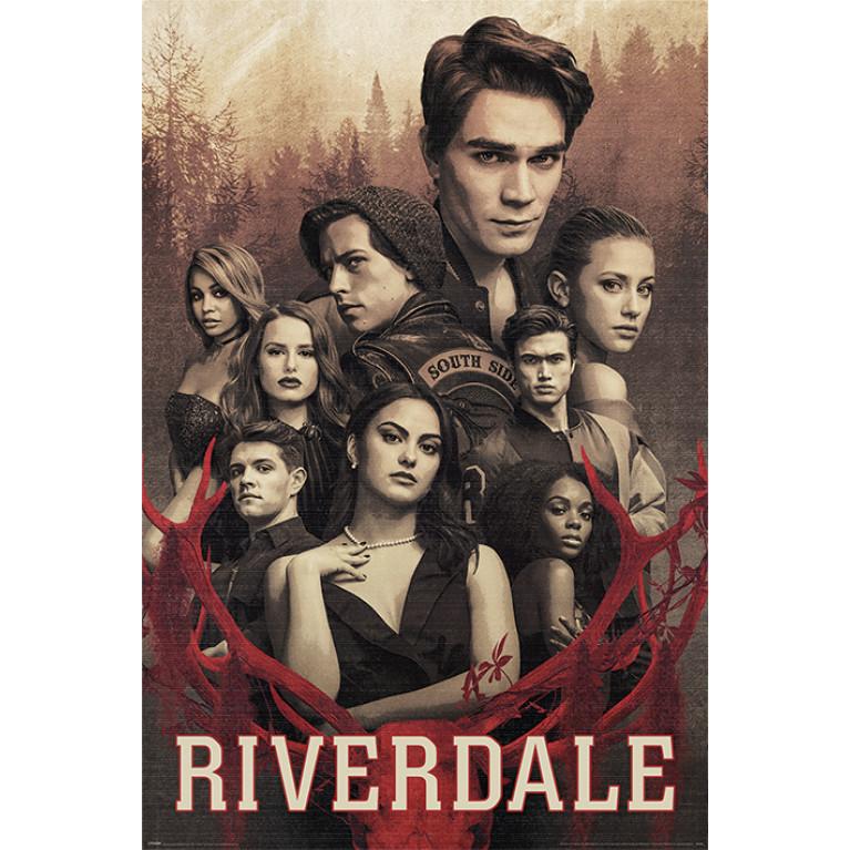 Постер «Ривердейл» 264
