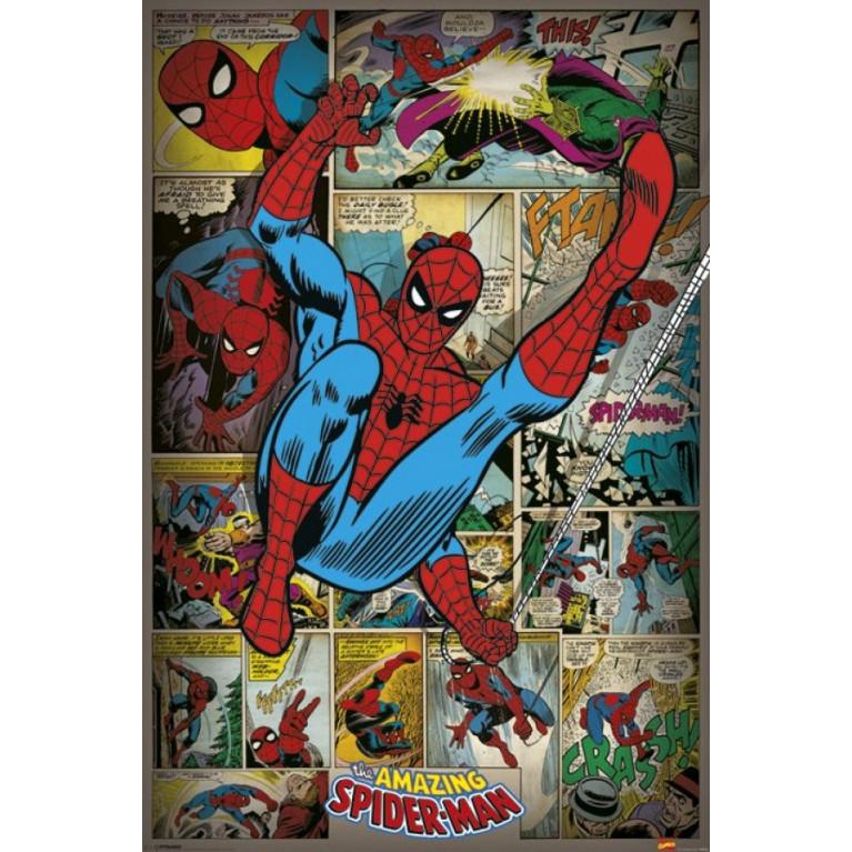 Постер «Человек-паук» 148