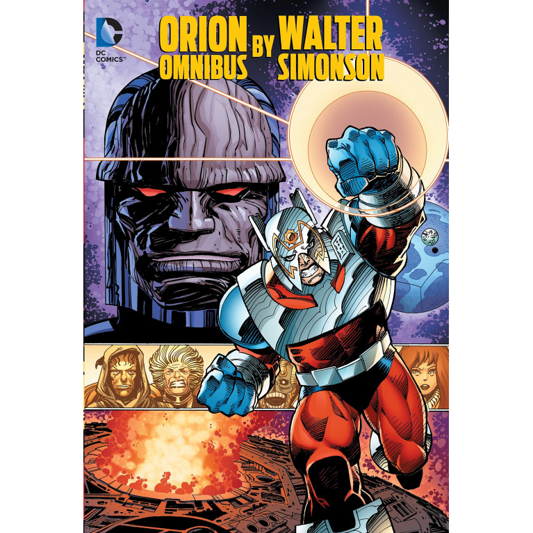 Orion Omnibus by Water Simonson