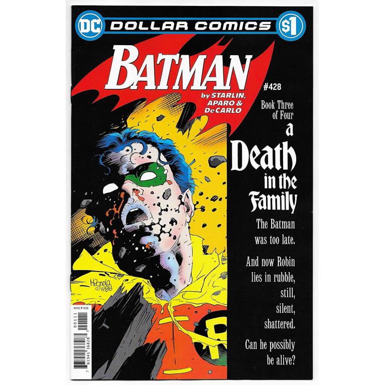 Batman #428 Dollar Comics