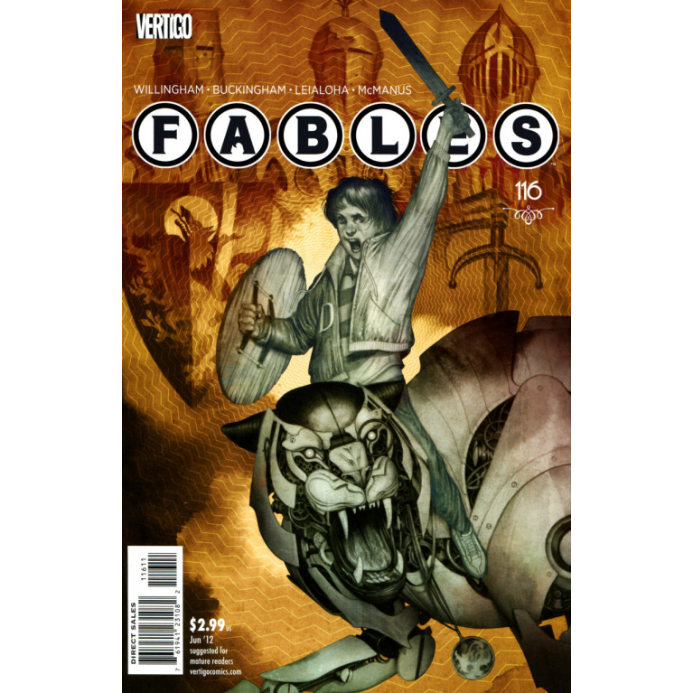 Fables #116