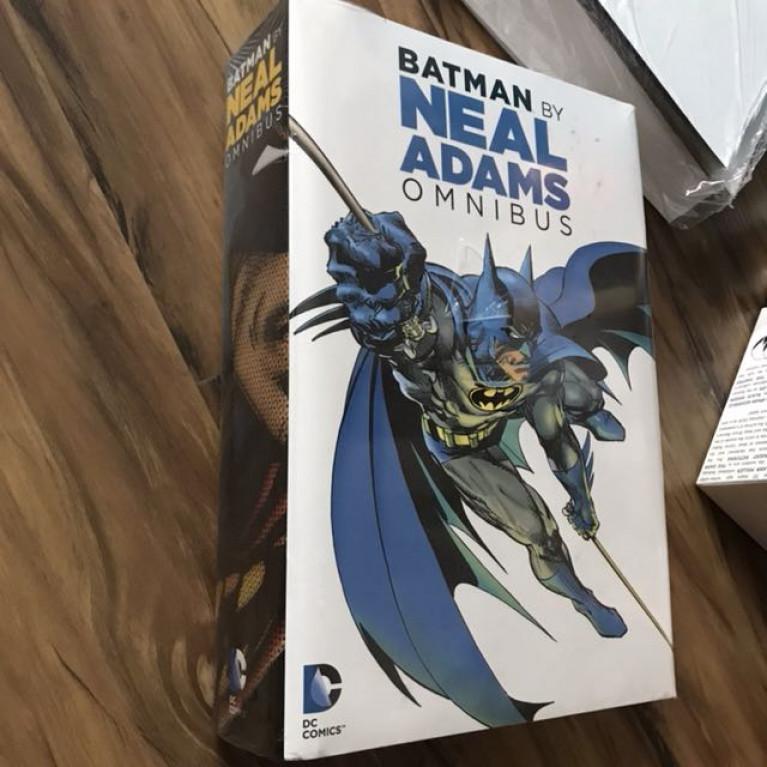 Batman by Neal Adams Omnibus