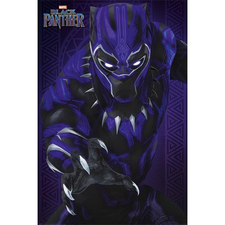 Постер «Черная Пантера» 126