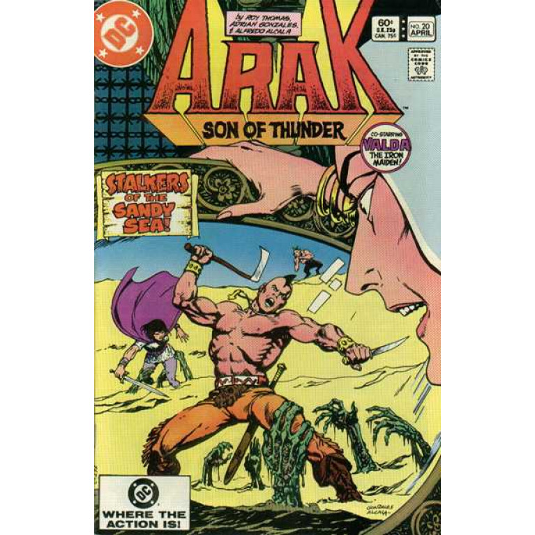 Arak #20 (1983)