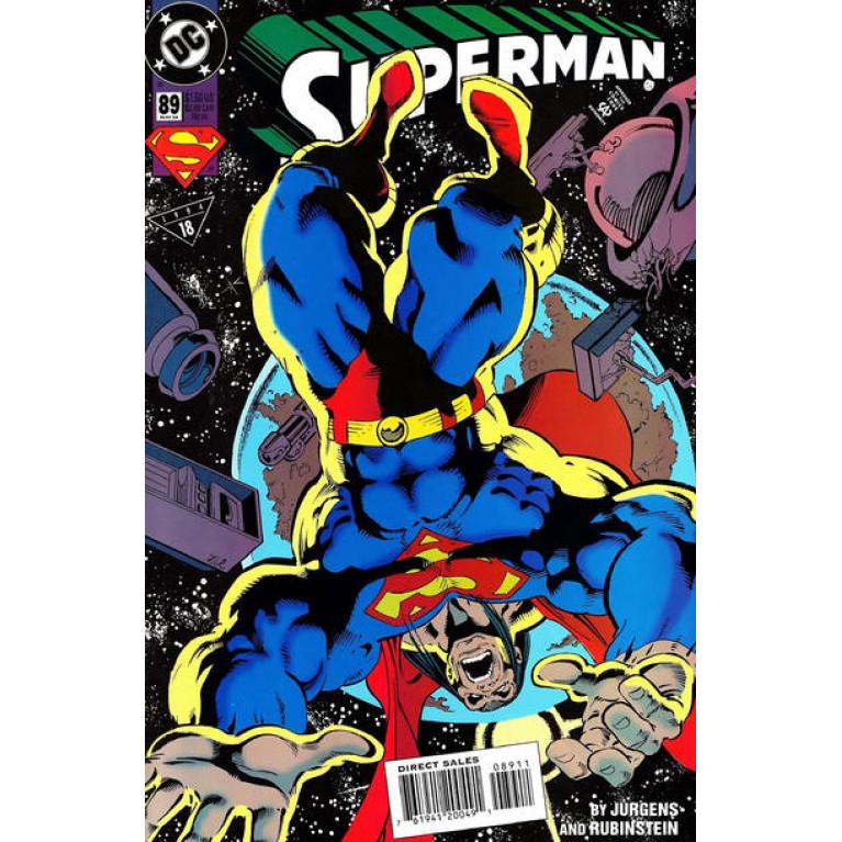 Superman vol 2 #89