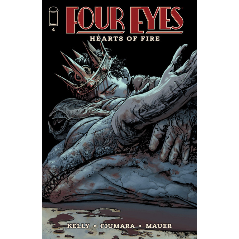 Four Eyes Hearts of Fire #4