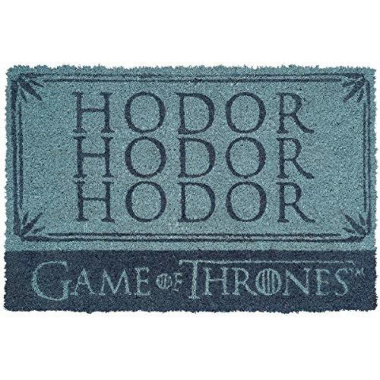 Коврик дверной «Ходор»