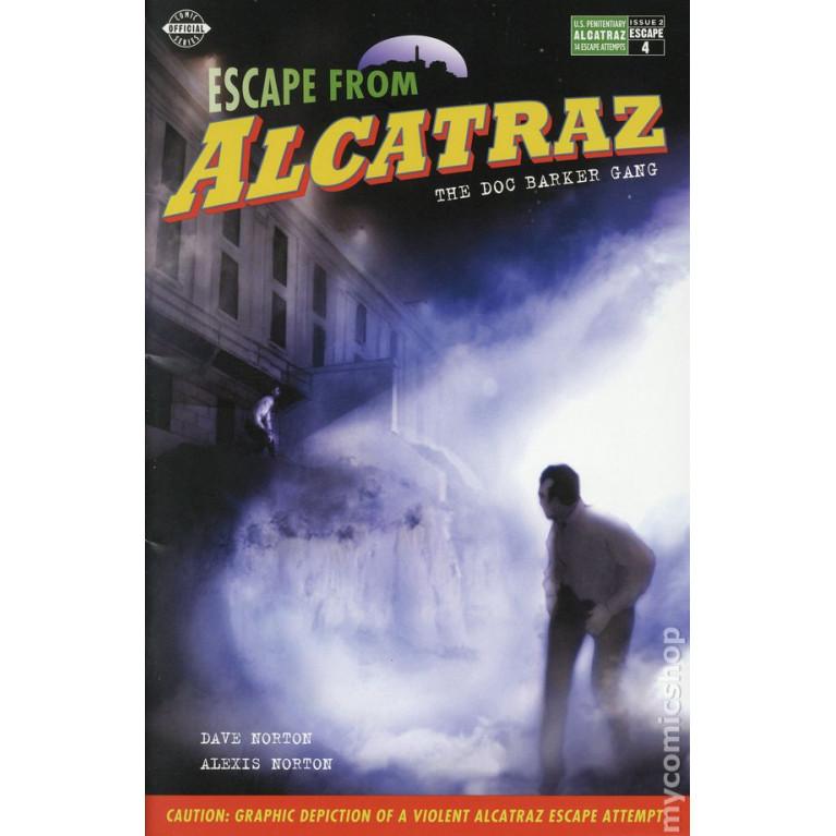 Escape from Alcatraz #2