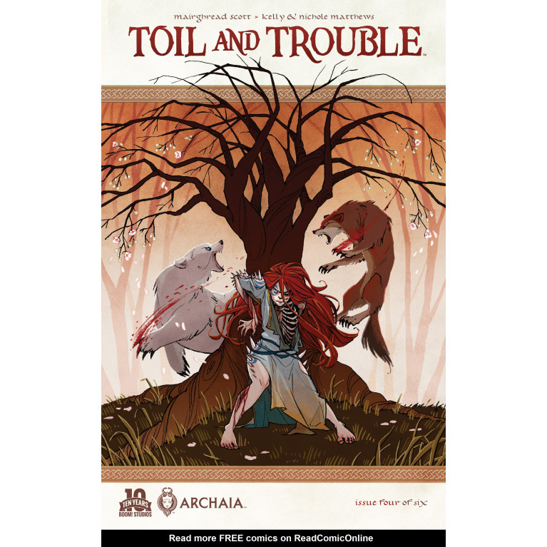 Toil and Trouble #4