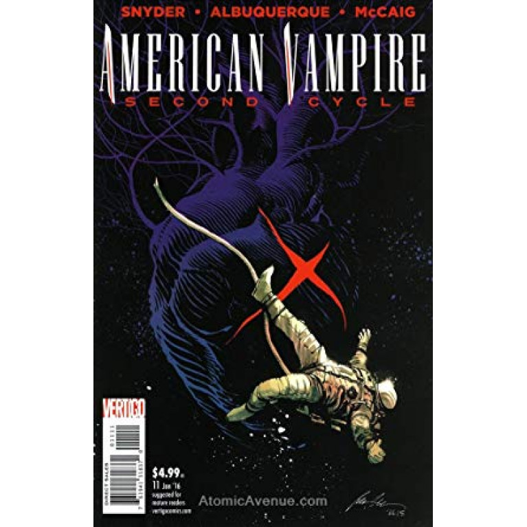 American Vampire Second Cycle #11