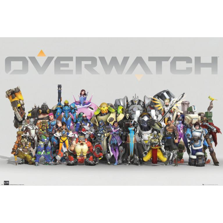 Постер «Overwatch» 95