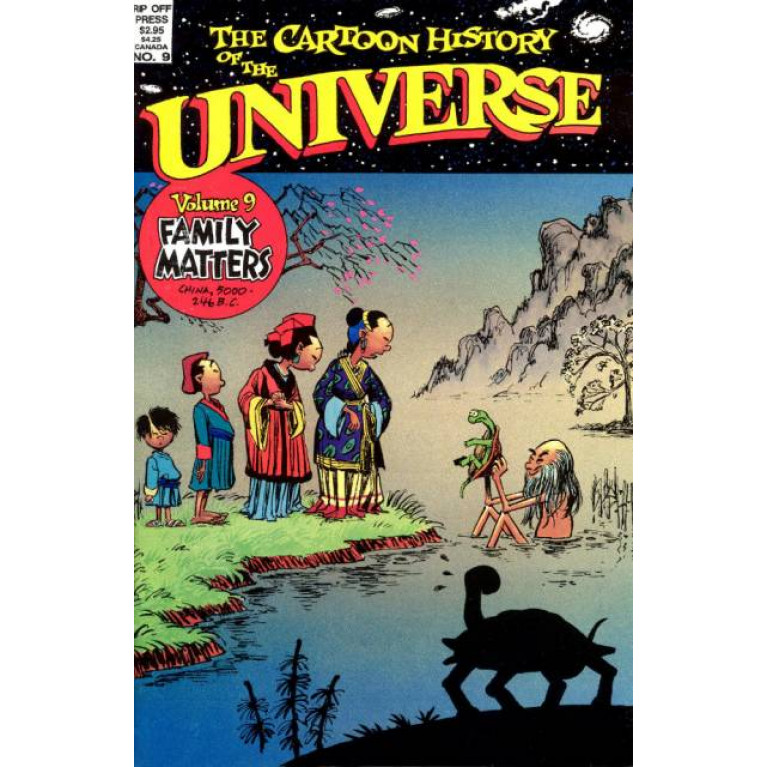 The Cartoon History of the Universe #9