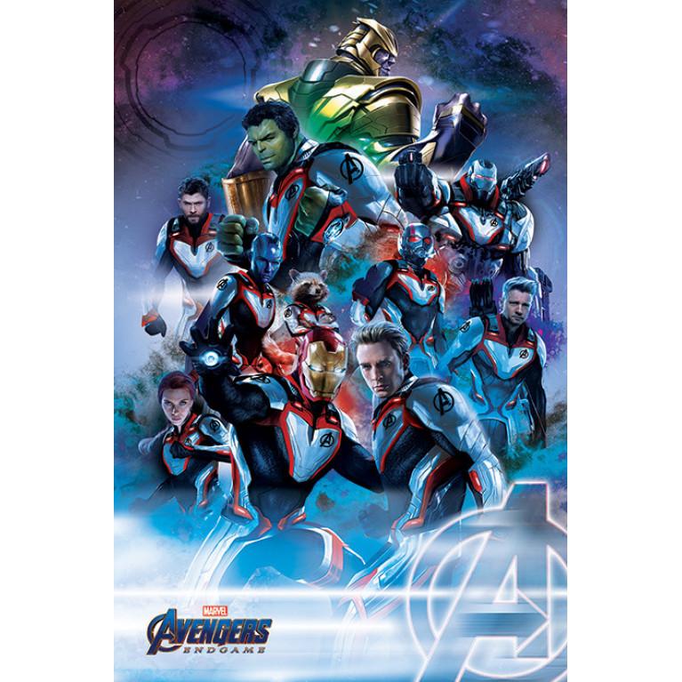 Постер «Мстители: Финал» 255