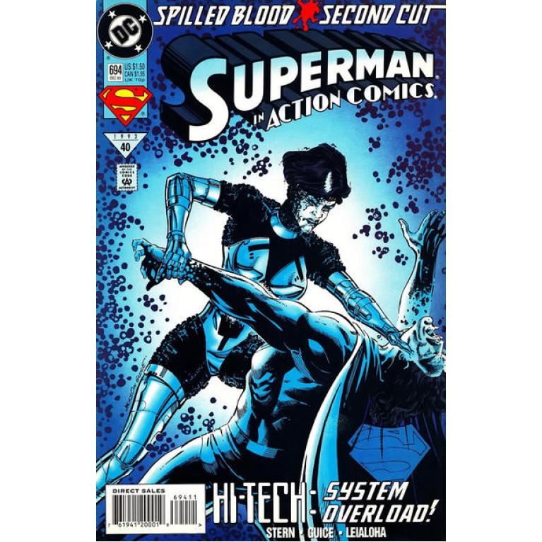 Action Comics #694